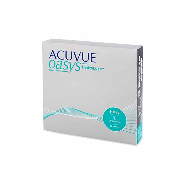 Acuvue Oasys 1-Day (90 линз)